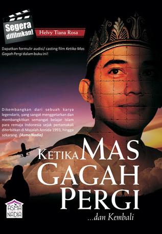 Cover Buku Novel Ketika Mas Gagah Pergi