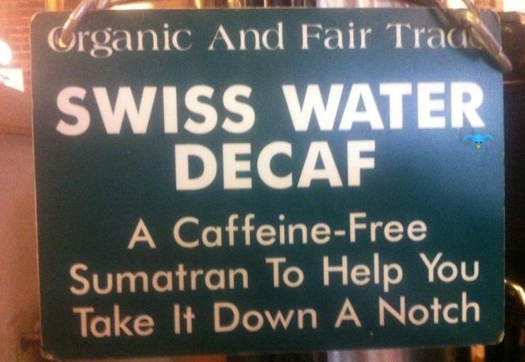 informasi tentang kopi Sumatra di Kafe Whit