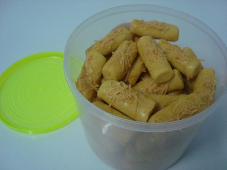 Kue Kering Keju made by mcoffeey